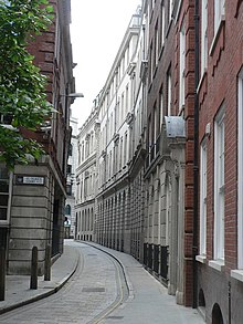 City of London, Ironmonger Lane - geograph.org.uk - 490969.jpg