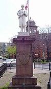 Monument Square–Eagle Street Historic District