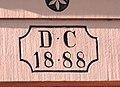 Clé de linteau, datée de 1888.jpg