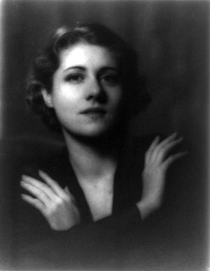 Clare Boothe Luce - Clare Boothe as a young socialite in the 1920s