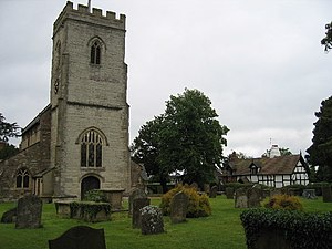 Claverdon - St Michael and All Angels, Claverdon, Warwickshire