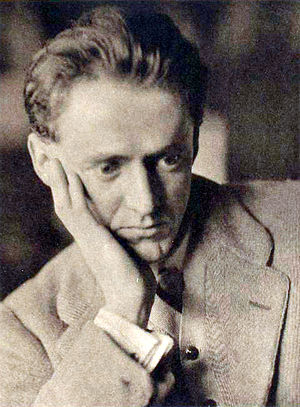 Clifford Bax - Clifford Bax in 1916