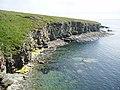 Cliffs on Eday - geograph.org.uk - 882450.jpg