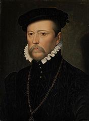 Portrait of François de Scepeaux