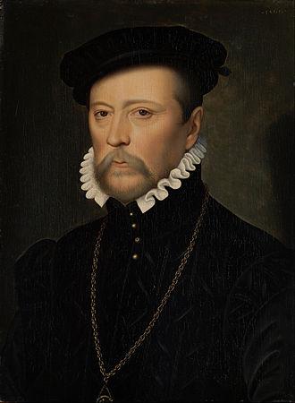 François de Scépeaux - Image: Clouet, François Portrait of François de Scepeaux Google Art Project