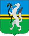 Coat of Arms of Chulym rayon (Novosibirsk oblast).png
