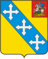 Coat of Arms of Golovachevskoe (Moscow oblast).png