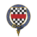 Coat of Arms of Sir Antony Acland, KG, GCMG, GCVO.png