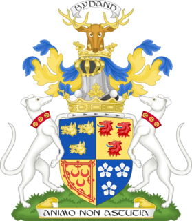 Marquess of Huntly A title in the Peerage of Scotland