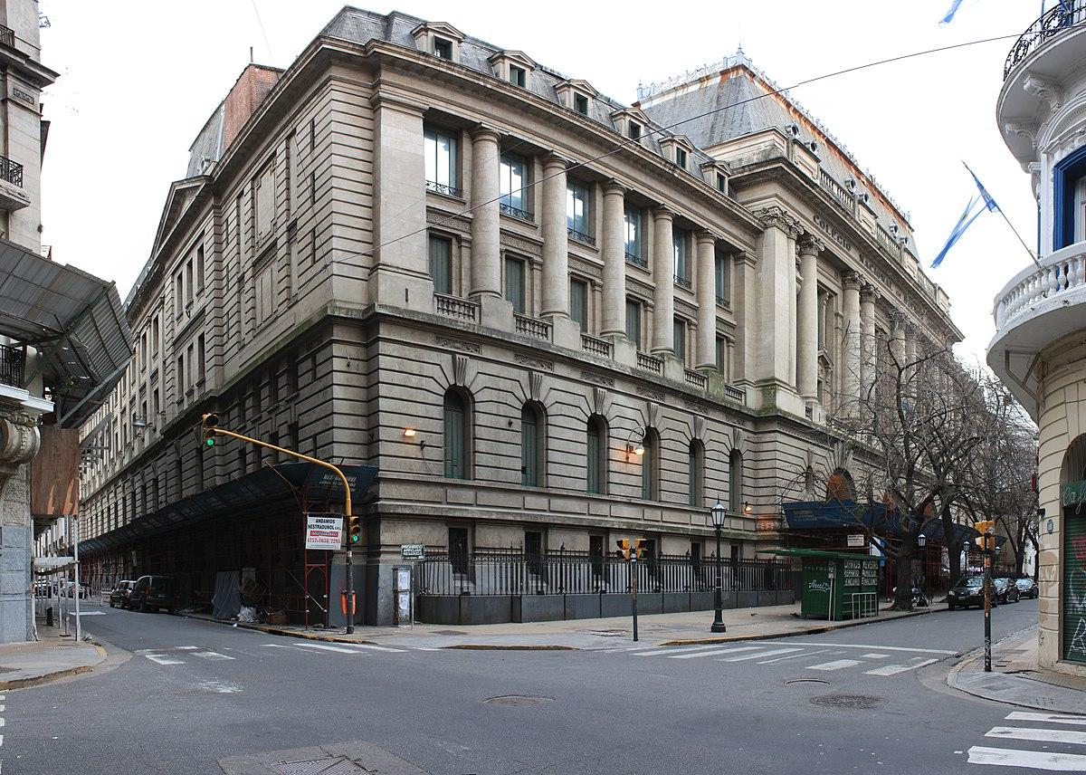 Colegio nacional de buenos aires wikipedia for Imagenes de arquitectura