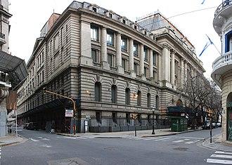 Colegio Nacional de Buenos Aires - Image: Colegio Nacional Buenos Aires