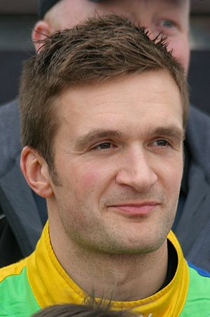 2014 British Touring Car Championship - Colin Turkington, the 2014 Drivers' Champion