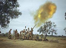 BL 4 5-inch Medium Field Gun - Wikipedia