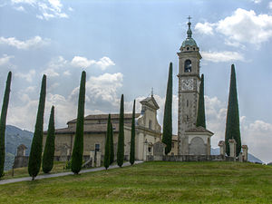 Collina d'Oro - Church of S. Abbondio