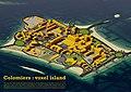 Colomiers voxel island.jpg