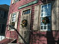 Colonial Williamsburg (December, 2011) - Christmas decorations 39.JPG