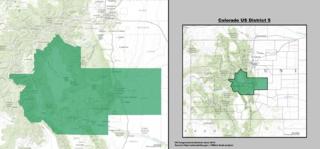 Colorados 5th congressional district