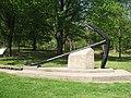 Columbus-Belmont State Park Anchor.JPG