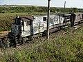 Comboios em cruzamento no pátio da Estação Ferroviária de Salto - Variante Boa Vista-Guaianã km 210 - panoramio (3).jpg