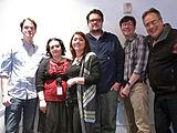 Community Engagement Team - Wikimedia - December 2013 - Photo 12.jpg