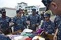 Community service project for Single Mother's Association of Karambunai 140416-N-WZ747-004.jpg