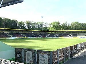 2016 UEFA European Under-19 Championship - Mechatronik Arena