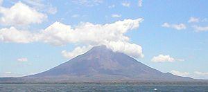 Concepción (volcano) - Image: Concepcion (volcano)
