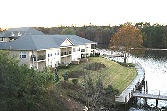 Santee, South Carolina - New condominium by Lake Marion, Santee, SC