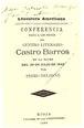Conferencia dada a los socios del centro literario Castro Barros - Pedro Mario Delheye.pdf