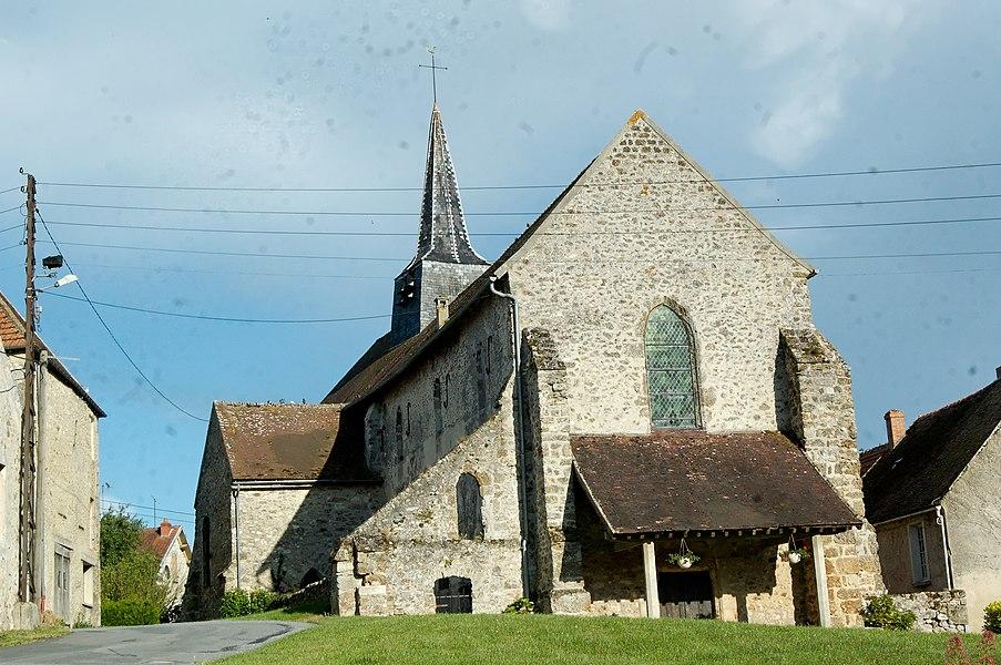 Connigis Church.