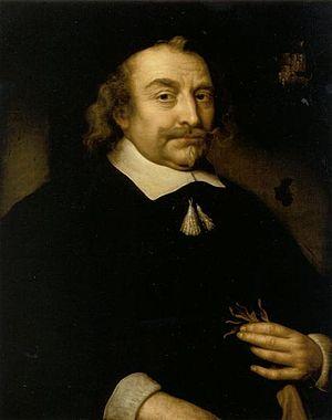 Cornelis Bicker - Bicker, painted in 1654 by  Govert Flinck (Amsterdam Museum).