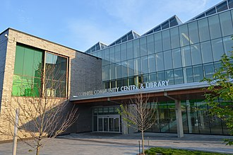 Markham Public Library - Image: Cornell Library 3