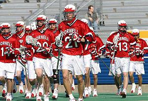 Cornell Big Red men's lacrosse - The 2004 Cornell lacrosse team