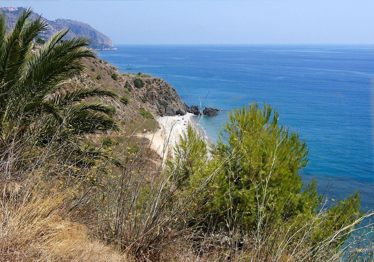 Tropical Island Beach Ambience Sound: Costa Tropical