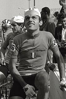 Tino Conti Italian cyclist