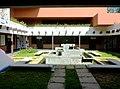 Courtyard of the Tibetan Centre, Auroville 01.jpg