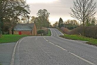 Wigston Parva - Coventry Road, Wigston Parva
