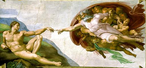 Creación de Adám