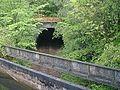 Cromford Canal Crosses Railway Line - geograph.org.uk - 298589.jpg