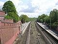 Cross Gates Railway Station - Station Road - geograph.org.uk - 1862791.jpg