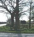 Cross near Walley's Green - geograph.org.uk - 390031.jpg