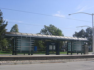 Crossman station - Crossman Station, 2012