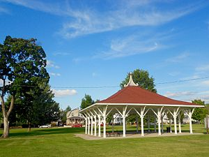 Littlestown, Pennsylvania - Pavillon in Crouse Park