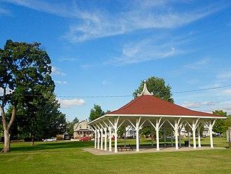 Littlestown, Pennsylvania - Pavillon in Crouse Park