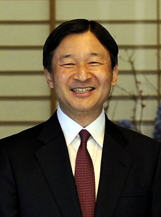 Naruhito, Crown Prince of Japan - The Crown Prince in February 2015