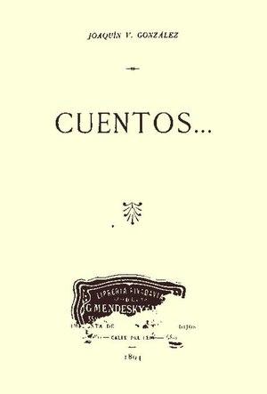 Cuentos - Joaquin V. Gonzalez.pdf