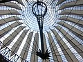 Cupola of the new sony center berlin-year-2000.jpg