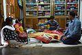 Customers Selecting Tussore Sarees - 2 Natun Phulia - Nadia 2016-11-12 1886.JPG