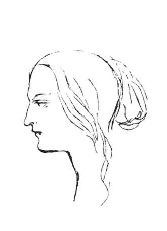 Maria Kalergis - Cyprian Norwid, Maria Kalergis, 1845