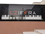 Cziffra, MOM cultural centre, 2016 Budapest.jpg